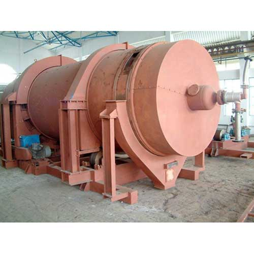 Rotary Tube Bundle Dryer